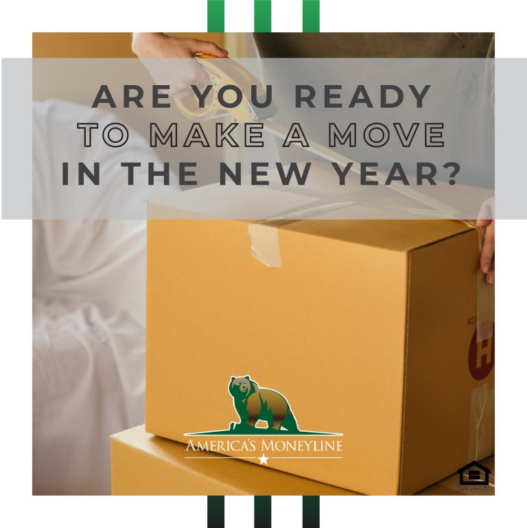 Are you making a move in the new year?