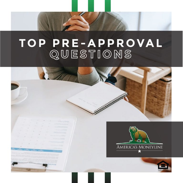 Top Pre Approval Questions