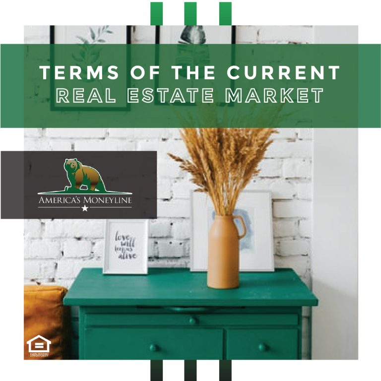Terms of the current real estate market