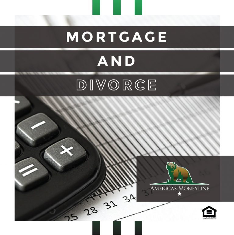 Mortgage and Divorce